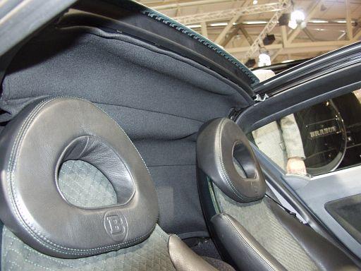 Ciel de toit Gris smart roadster 2003-2006