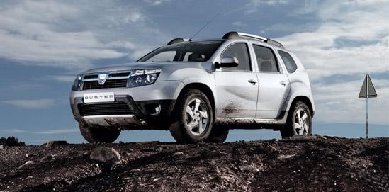 Dacia  Duster 1600 16V 110 CV Reprogrammation