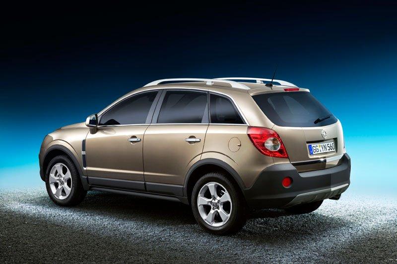 Opel Antara  1.9 CDTI 150 CV Reprogrammation