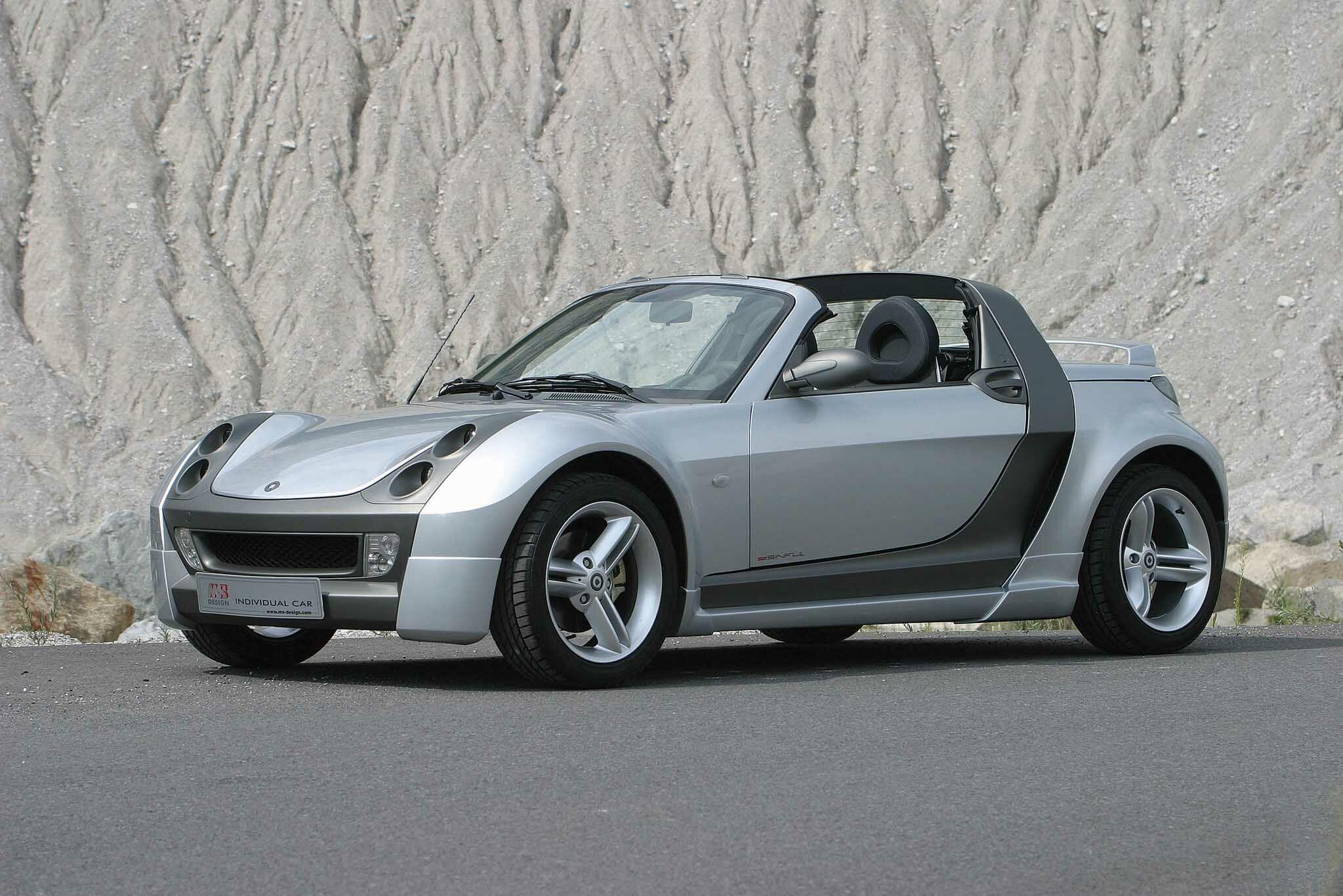 vente en ligne accessoires pour smart roadster sur